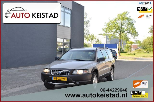 Volvo V70 Cross Country 2.4 T AWD GEARTRONIC LEDER/CLIMA/CRUISE! YOUNGTIMER!