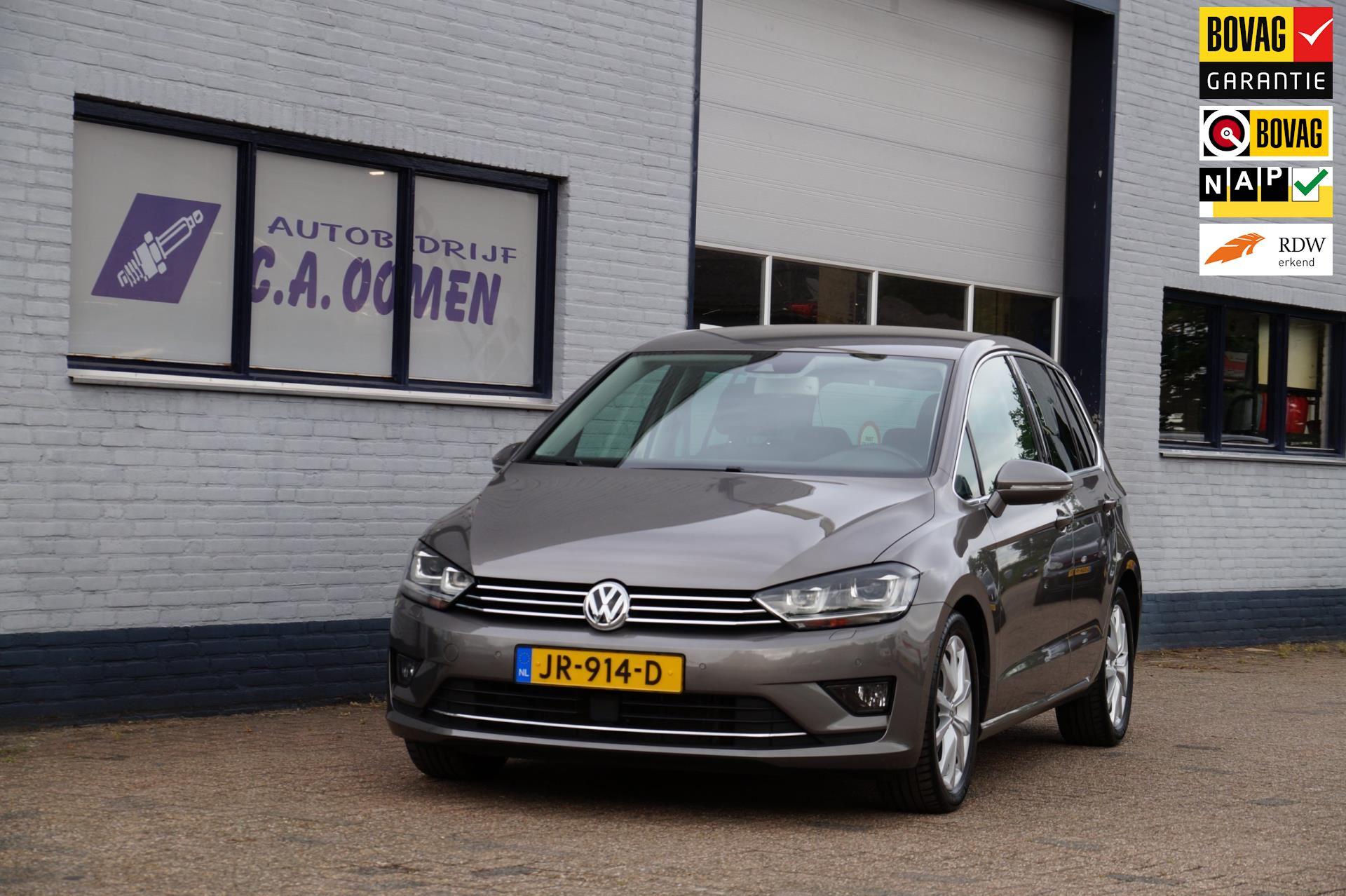 Volkswagen Golf Sportsvan occasion - Autobedrijf C.A. Oomen