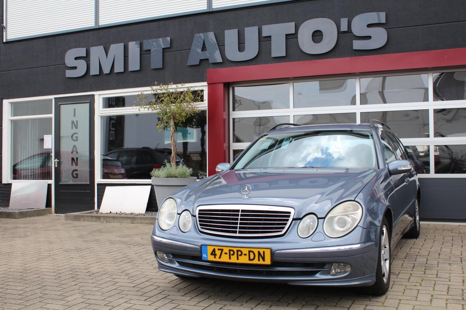 Mercedes-Benz E-klasse Combi occasion - Smit Auto's