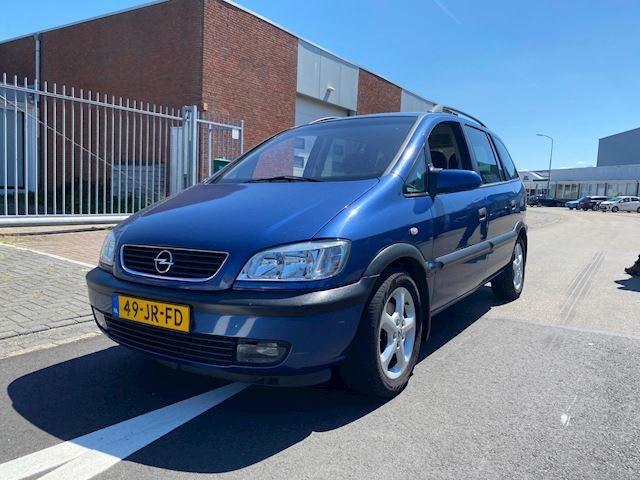 Opel Zafira 2.2-16V Elegance / 7 persoons / Airco