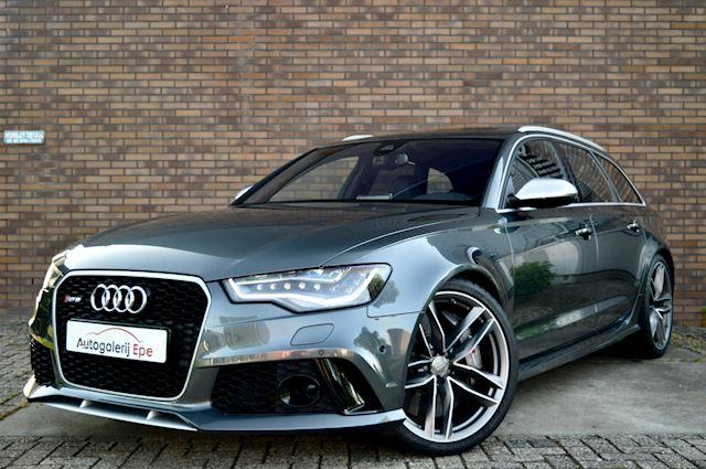 Audi RS6 4.0 TFSI quattro ABT 700PK Keramisch Pano Softclose C7 occasion - Autogalerij Epe