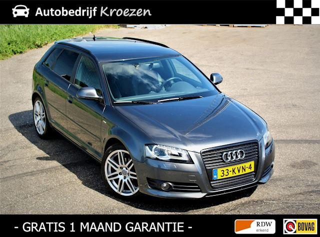 Audi A3 Sportback 1.8 TFSI S-edition * Van 1e Eig * Dealer Onderhouden * Navigatie * Org NL auto *