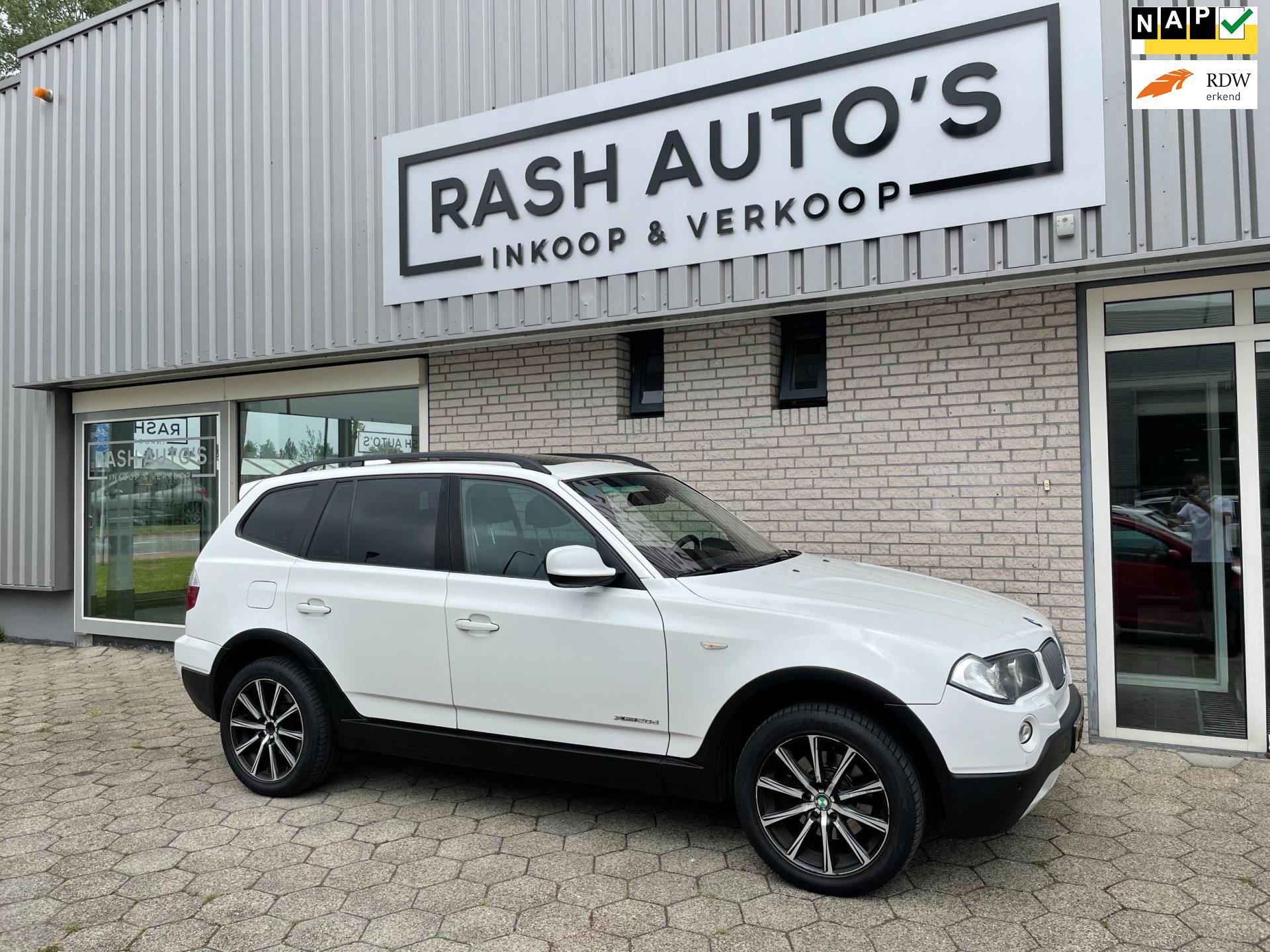 BMW X3 occasion - RASH AUTO'S