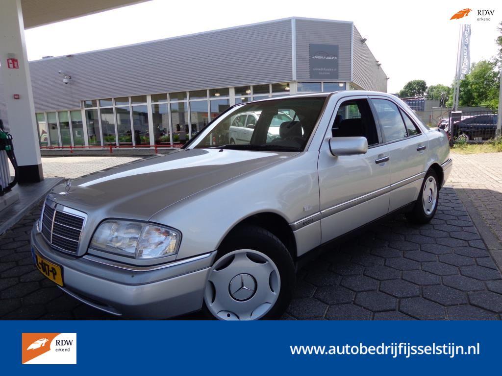 Mercedes-Benz C-klasse occasion - Autobedrijf IJsselstijn