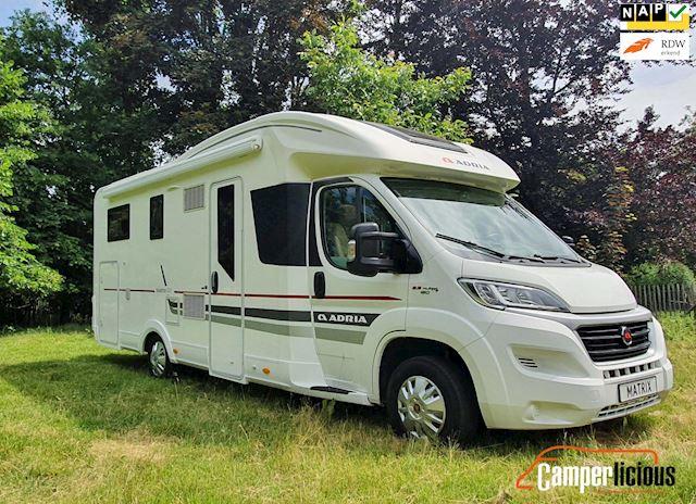 Adria Matrix 670 SL PLUS occasion - Camperlicious