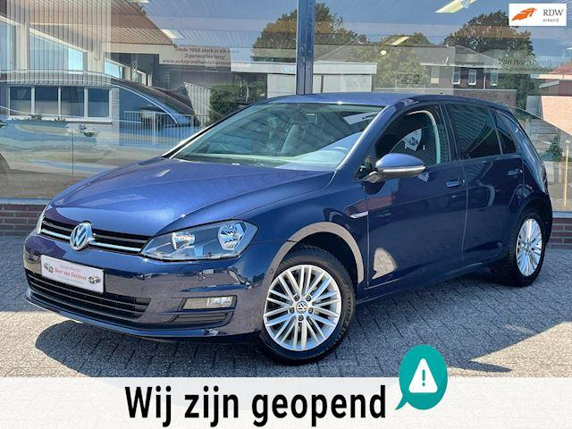 Volkswagen Golf 1.4 TSI CUP Edition 125PK 5 deurs! Navi/Parkpilot/Stoelverwarming/LM velgen! 1e eigenaar/Dealer OH/1topstaat!
