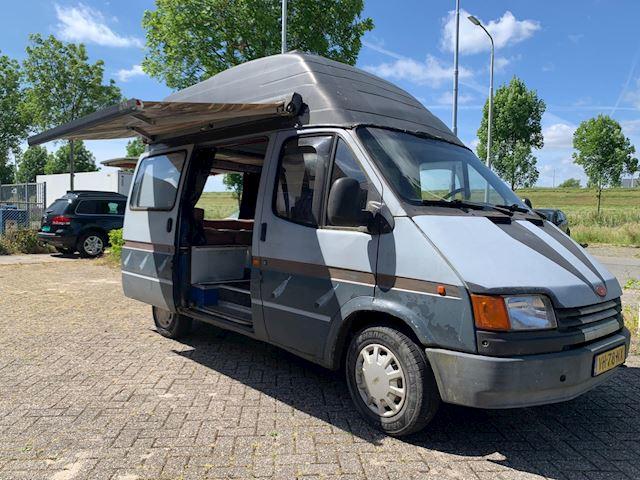Ford TRANSIT 100D VAN Camper bus. OPKNAPPER.Apk tot okt 2022!!