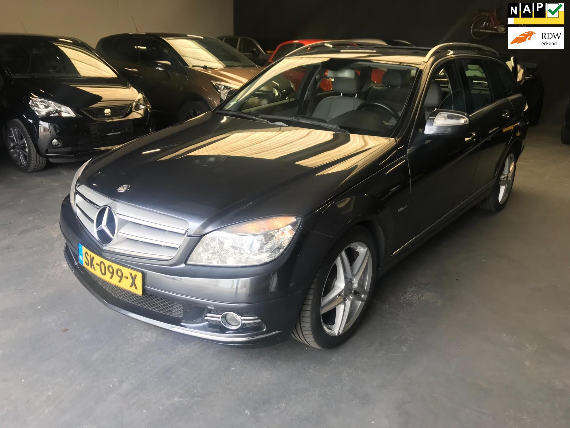 Mercedes-Benz C-klasse Estate occasion - J. van de Wiel Auto's