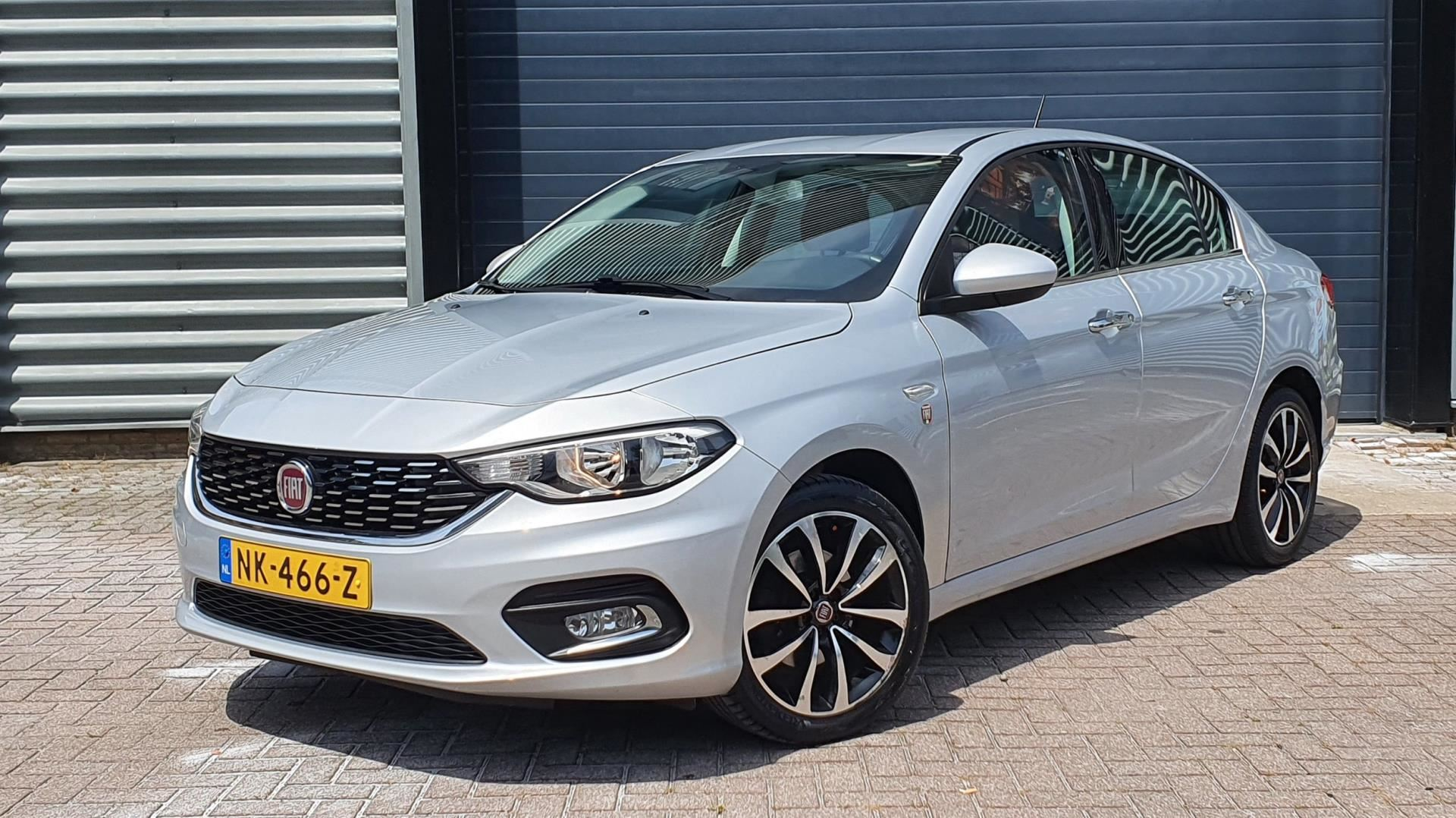 Fiat Tipo occasion - Car Trade Nass