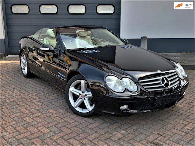 Mercedes-Benz SL-klasse 500 (25.750,- Incl. BTW)