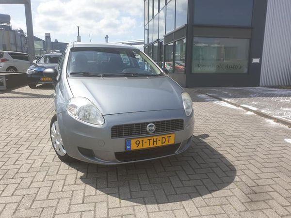 Fiat Grande Punto occasion - Autobedrijf Reijnholt