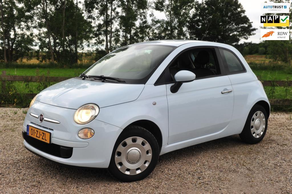 Fiat 500 occasion - Pauw Auto's