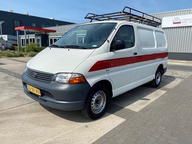 Toyota HiAce 2.5 D4-D 90 Base KWB*NAP* 126.000 KM 2006