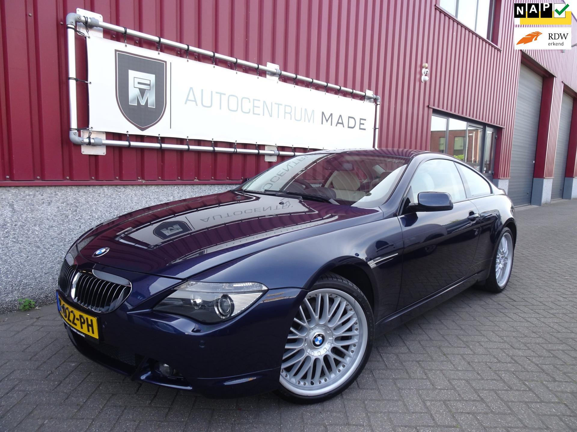 BMW 6-serie occasion - Auto Centrum Made