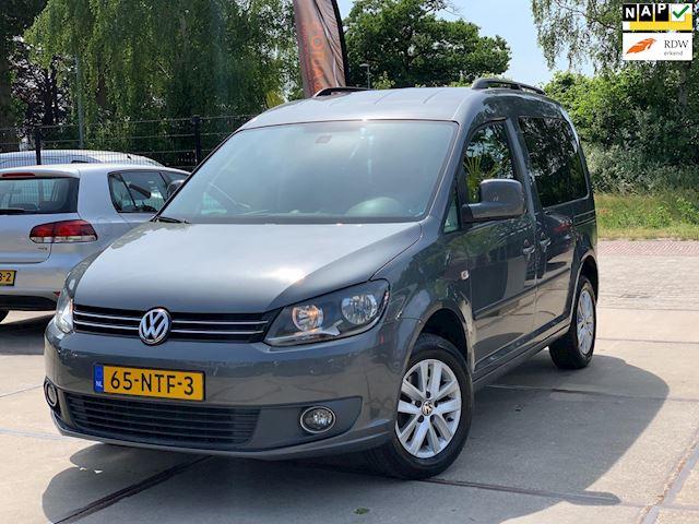 Volkswagen Caddy 1.2 TSI Comfortline 1e EIGENAAR 5 PERSOONS AIRCO