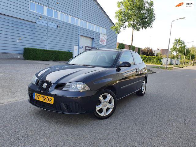 Seat Ibiza 1.4-16V Trendstyle/AIRCO/CRUISE/ 2 X SLEUTELS/BOEKJES/ELEC.PAKET