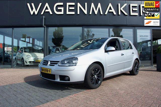 Volkswagen Golf 1.4 Trendline Airco NAVI Camera Trekhaak