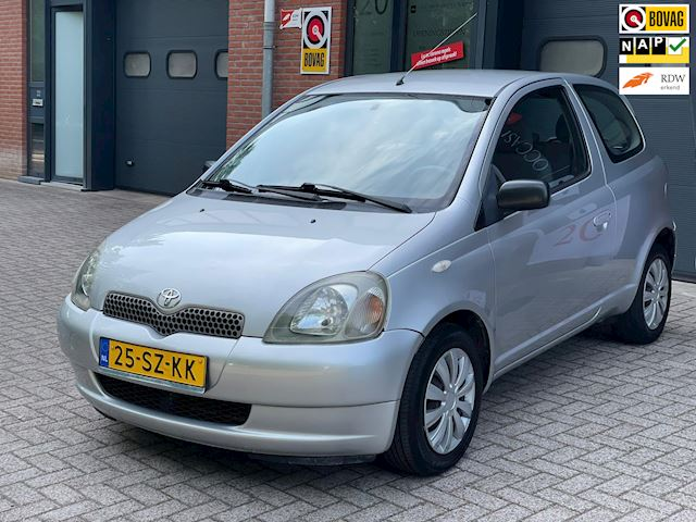 Toyota Yaris 1.0 VVTi/Airco/Elek.Pakket/Nap