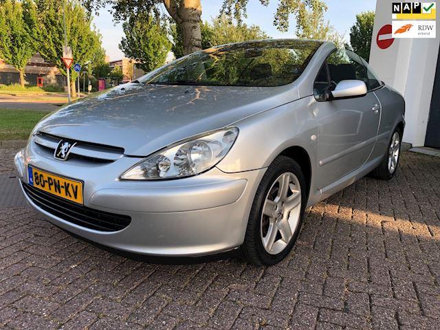 Peugeot 307 CC 2.0-16V/Cabrio/Cruise-c/Climate-c/PDC/Goed-onderhouden/Nap