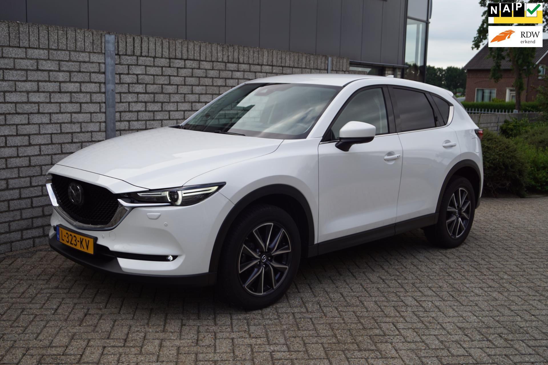 Mazda CX-5 occasion - Autobedrijf H. Wijdeven V.o.f.