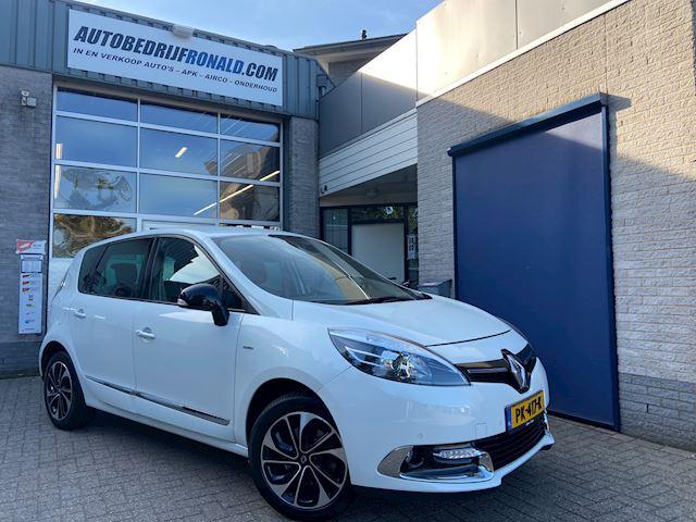 Renault Scénic 1.2 TCe Bose NL.Auto/57Dkm/Camera/Navigatie/Leder/17Inch/Dealer Onderhouden