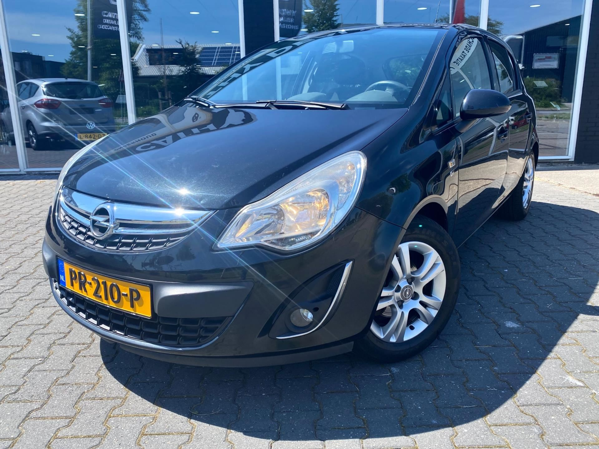Opel Corsa occasion - Cathy Dealer Occasions