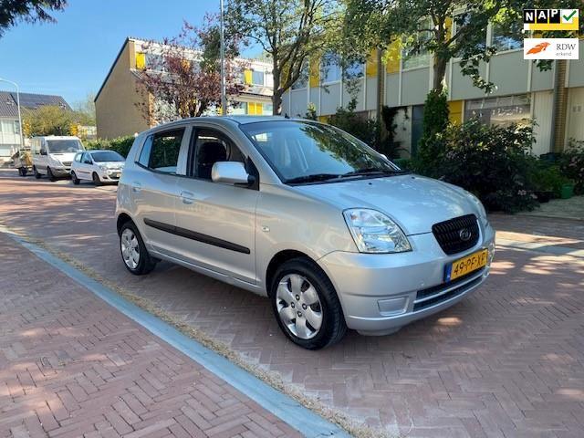 Kia Picanto AUTOMAAT / Nieuw APK / Dealer onderhouden