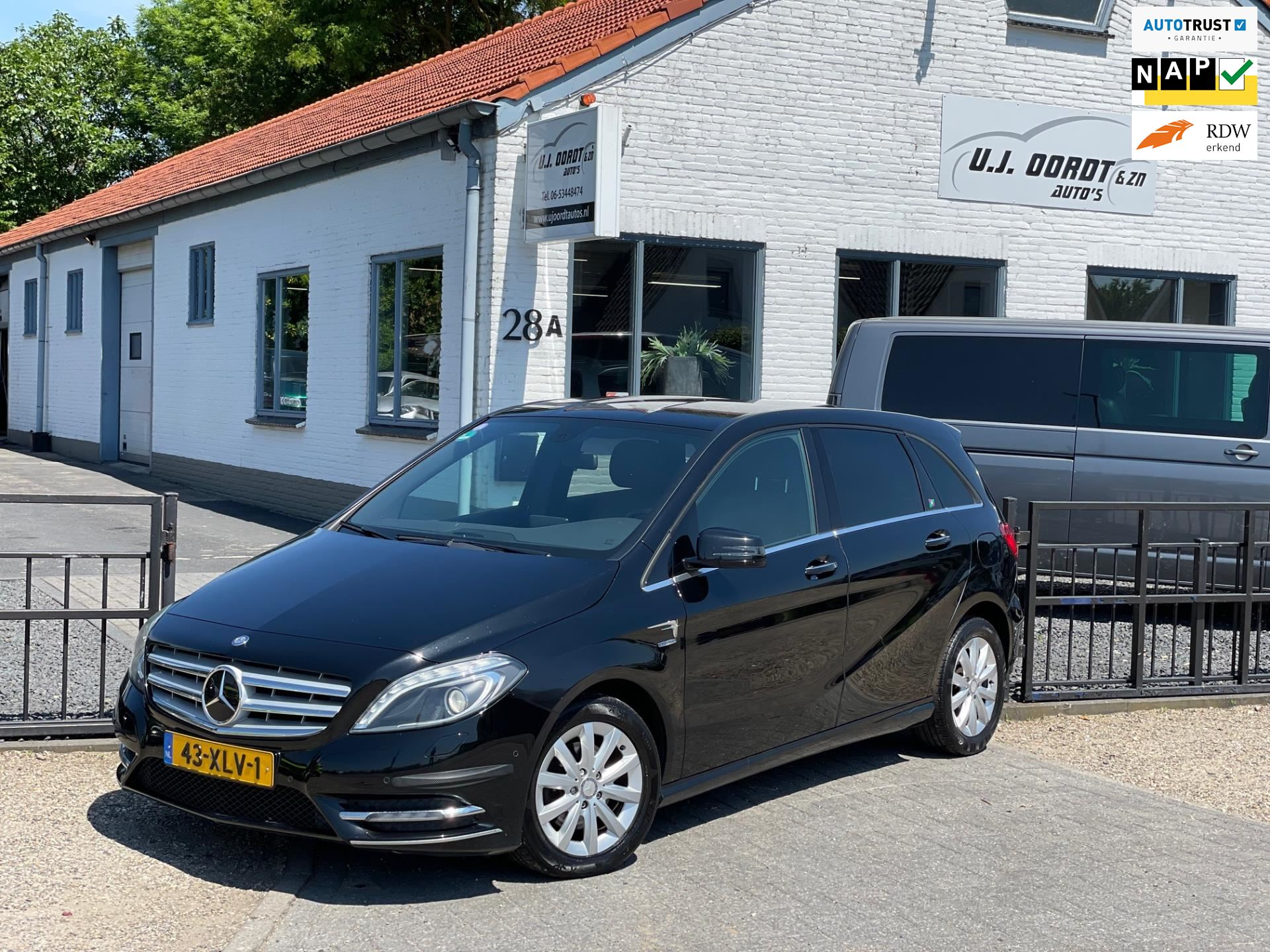 Mercedes-Benz B-klasse occasion - U.J. Oordt Auto's