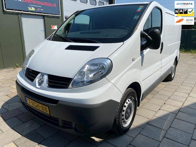Renault Trafic 2.0 dCi T29 L1H1 Airco Navi MARGE Nette Trafic!