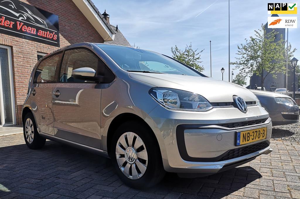 Volkswagen Up occasion - van der Veen auto's