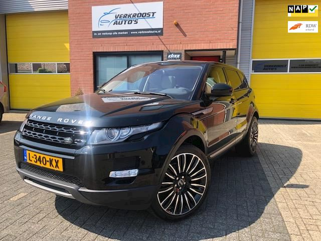 Land Rover Range Rover Evoque 2.0 Si 4WD Dynamic automaat.pano.camera.leder.full options