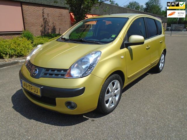 Nissan Note 1.4 First Note Airco Boekjes N.A.P