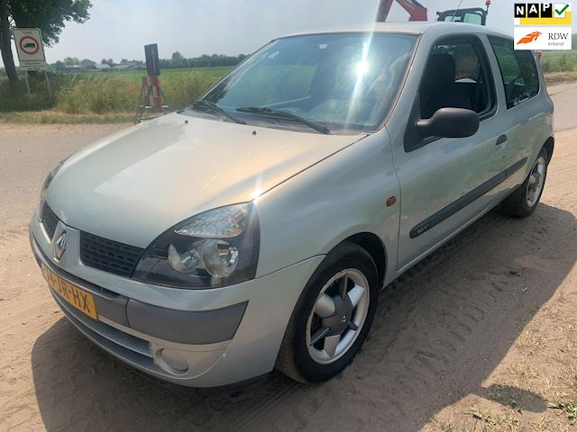 Renault Clio 1.2-16V Dynamique / nwe APK