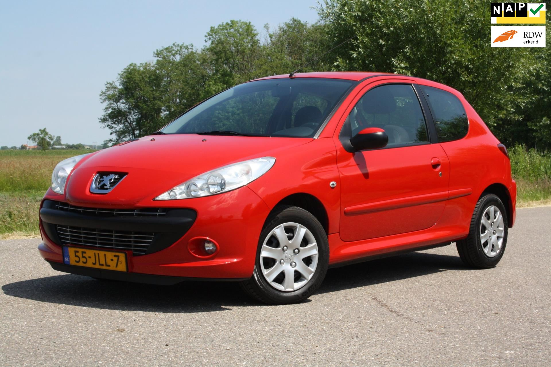 Peugeot 206  occasion - Favoriet Occasions