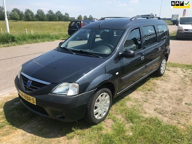 Dacia Logan MCV 1.6 Ambiance 7p. Euro4 Info:0655357043