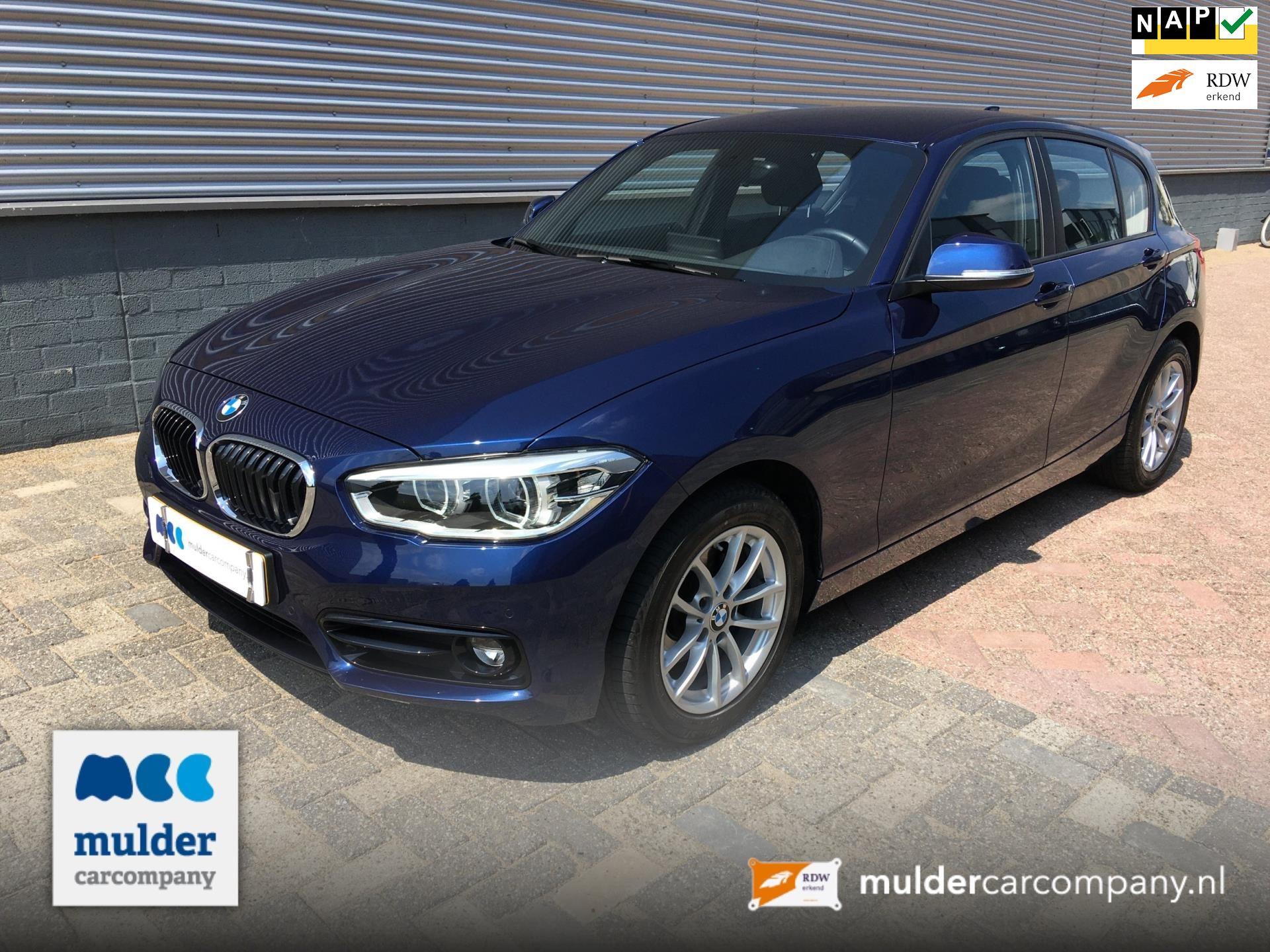 BMW 1-serie occasion - Mulder Car Company
