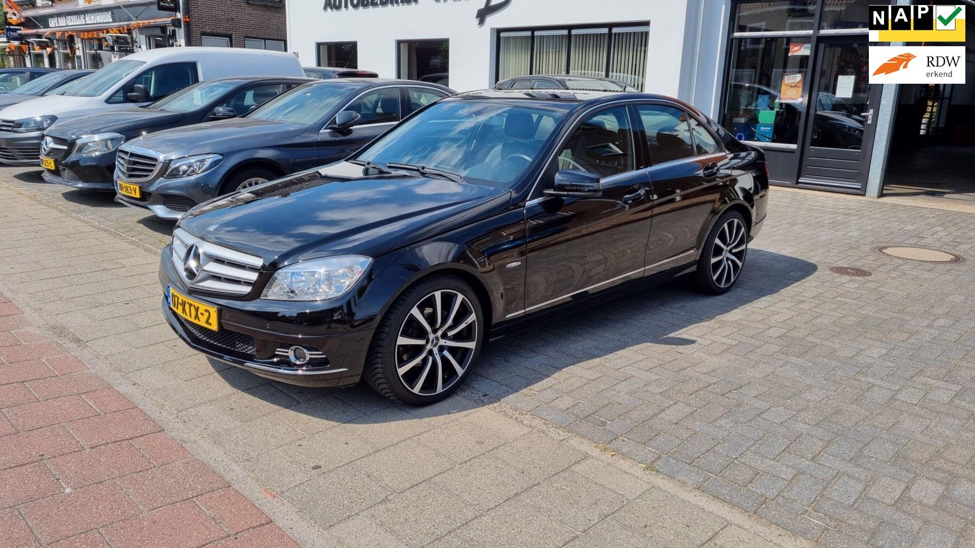 Mercedes-Benz C-klasse occasion - Autobedrijf van Burken
