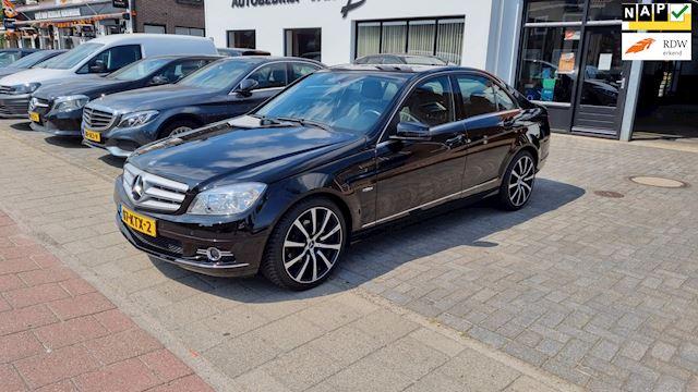 Mercedes-Benz C-klasse 180 K BlueEFFICIENCY Business Edition Avantgarde,Navigatie,Climate control,