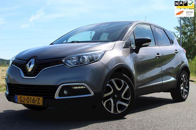 Renault Captur 1.5 dCi Dynamique 90 PK ! CLIMATE CONTROLE - NAVIGATIE - PDC - CRUISE CONTROLE !