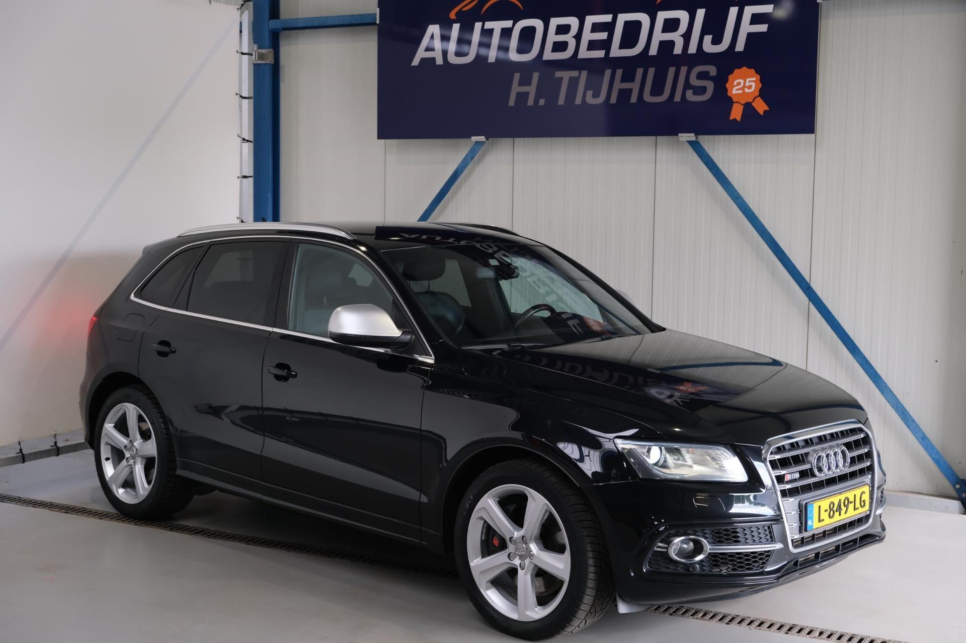 Audi SQ5 occasion - Autobedrijf H. Tijhuis B.V.