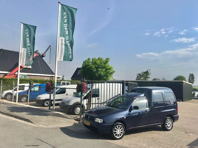 Volkswagen Caddy 1.9 TDI AIRCO/CRUISE/FISCAAL GUNSTIG!!!/MARGE