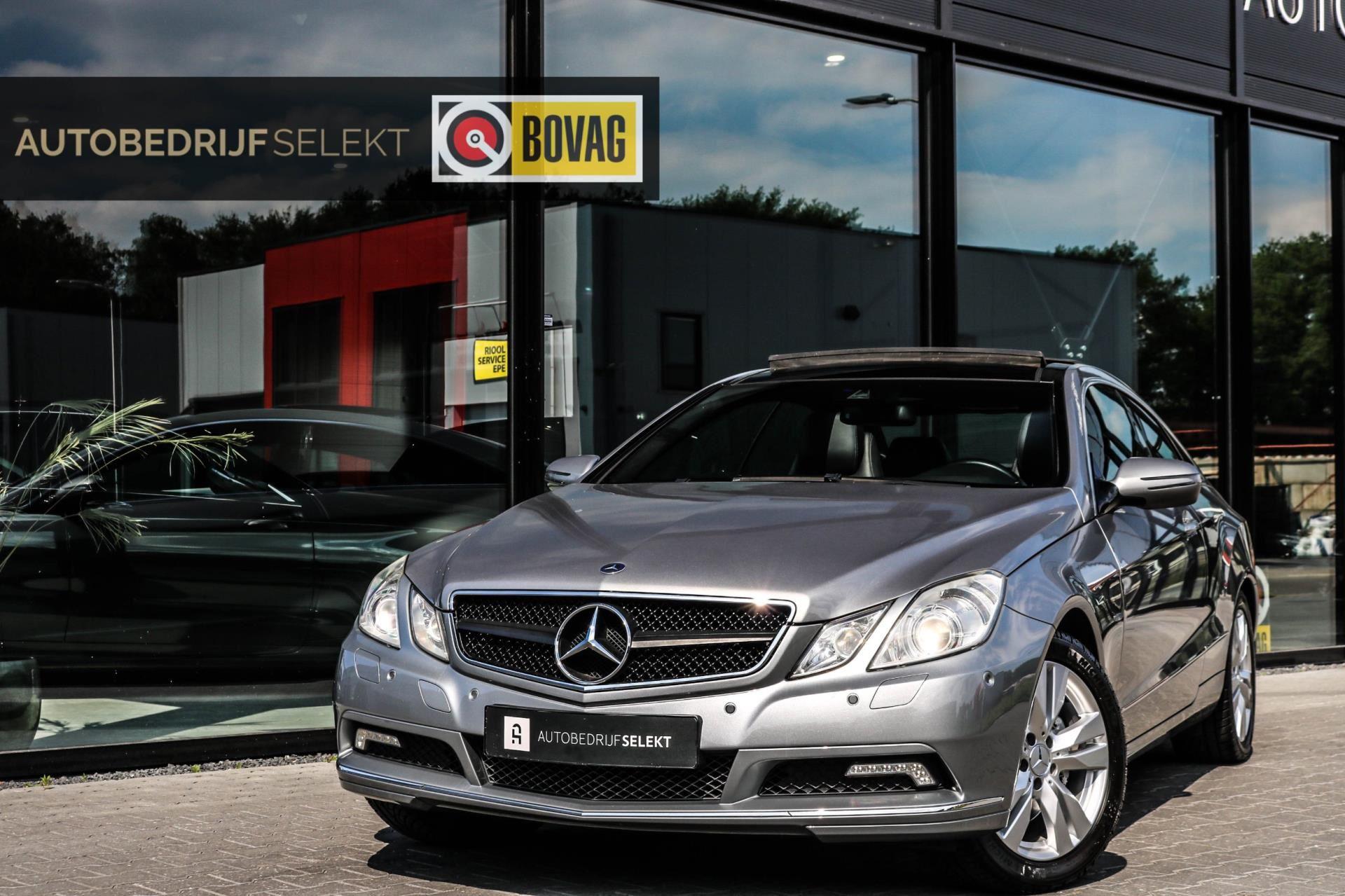 Mercedes-Benz E-klasse occasion - Autobedrijf Selekt B.V.
