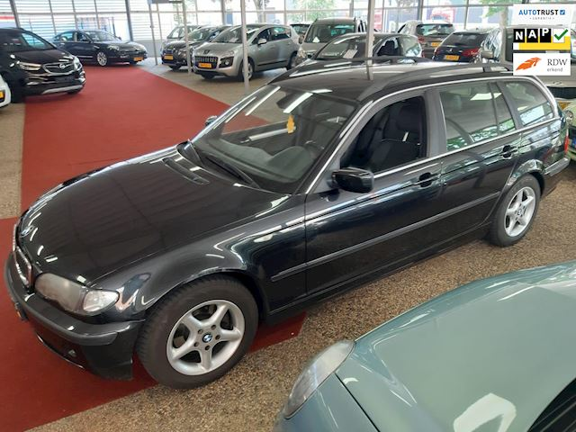 BMW 3-serie Touring 316i Special Executive AUTOMAAT/airco/LEER