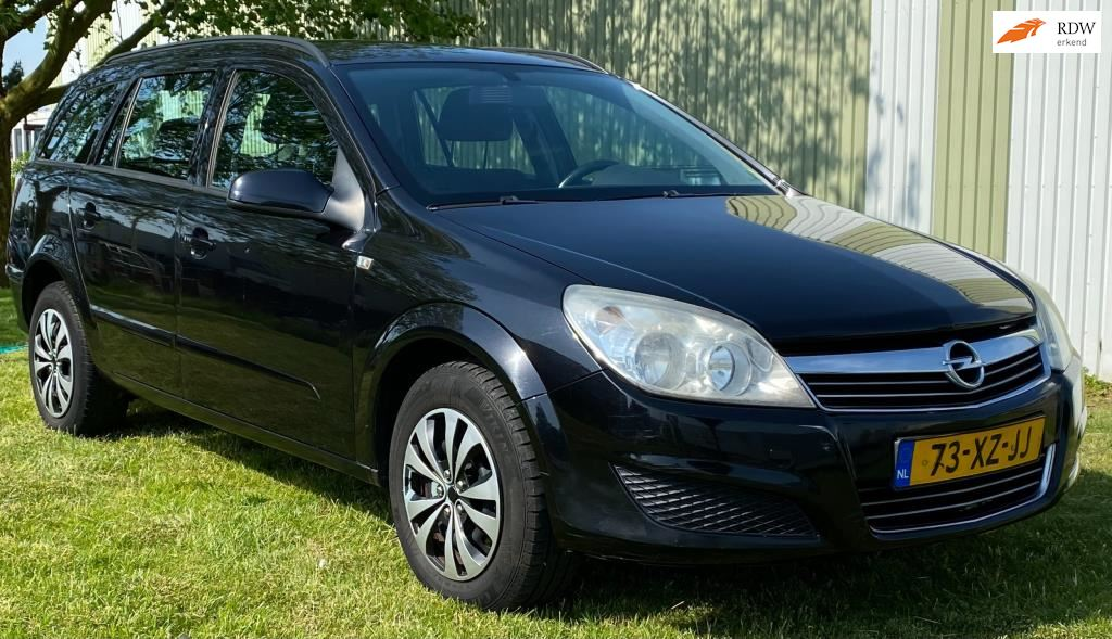 Opel Astra Wagon occasion - Netto Garage Spaansen