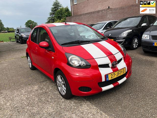 Toyota Aygo 1.0-12V Comfort met airco, rijdt perfect