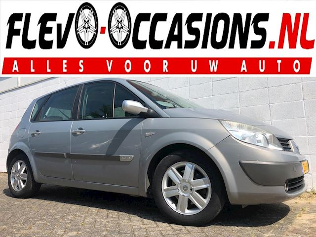 Renault Scénic 2.0-16V Dynamique Luxe Automaat NAP NWE APK Airco Trekhaak Cruise Control