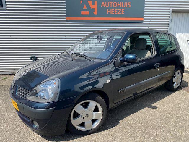 Renault Clio 1.4-16V Dynamique Luxe *NW. APK*STUURBEKR.*CRUISE*LM.VELGEN*ELEKTR. RAMEN*