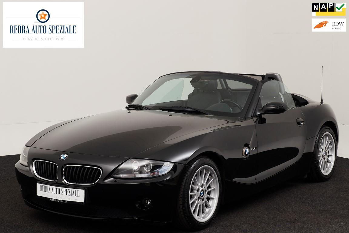 BMW Z4 Roadster occasion - Redra Auto Speziale