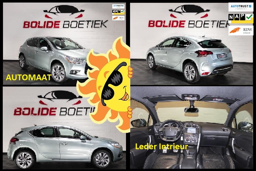 Citroen DS4 occasion - Bolide Boetiek