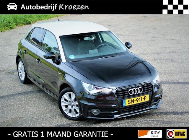 Audi A1 Sportback 1.4 TFSI Pro Line S * Automaat * Navigatie * Sportback *
